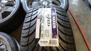 """Asanti AF 114 Chrome 22"""" Wheels Rims BMW 7 Series 745 750 Nexen N3000 Tires"""