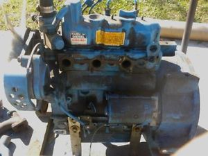 Kubota D950 Diesel Engine Runs Perfect Used