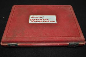 Snap on 250 Inductive Tach Dwell Multimeter