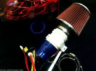 Turbo 5000 Electric turbocharger Turbo supercharger Kit VW Polo GTI Golf Saxo