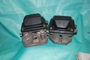Kohler 25HP V Twin CV730 Engine Cylinder Heads 24 494 04 and 24 494 03