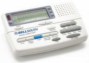 BellSouth Visual Director New Bell South CI 7112 Caller ID with Voice Mail Call