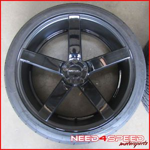 "22"" Range Rover HSE Sport Supercharged Vossen VVS CV3 Wheels Rims Nitto Tires"
