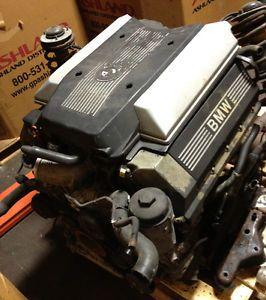 BMW V8 Engine M60B40 Motor 540i 740IL740I 840i 840CI M60 B40 Alusil Short Block