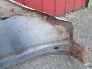Mopar 1966 67 Dodge Charger 1967 Coronet Drivers Side Fender 66 Coro w Adapt