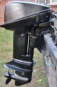 Evinrude 15 HP Outboard Motor Boat Engine