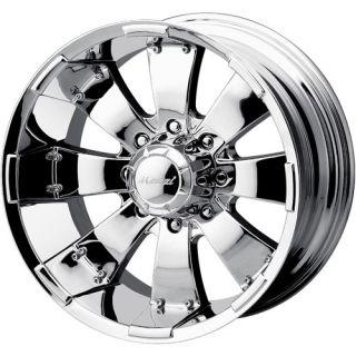 Detroit Wheels 755C 8183 755 Series Hulk Wheel