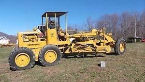 Caterpillar 112F Cat 112 Motor Grader Diesel Engine