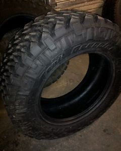 1 35x12 50x20 Nitto Trail Grappler Tire 35x12 50R20 35 12 50 20 Mud Terrain M T