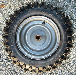 Craftsman Noma Murray Snowblower Rim Tire 4 8 x 8 NHS 627804x6 Tires Sno Hog 8""