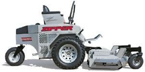 "Zipper 64"" Cut Zero Turn Mower 28 HP Kawasaki Gas Engine with Blade $750 Option"