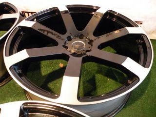 "26"" Giovanna Andros Cadillac Escalade Wheels 1500 Chevy Tahoe Suburban GMC"