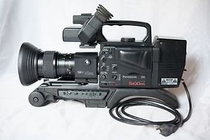 Panasonic 5100HS Camcorder 12x Lens 10 6 126mm Broadcast Video Camera Black