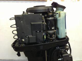 1996 Mercury 40 HP 2 Stroke Outboard Motor Boat Engine 30 50 60 25 Water Ready