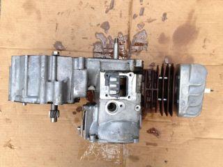 Honda EZ90 Cub EZ 90 Engine Motor Crank Piston Case