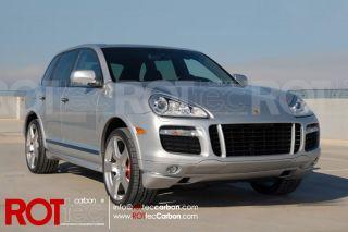 "Rottec 22"" Wheels Porsche Rinn Style Rims Cayenne VW Touareg Audi Q7 Silver"