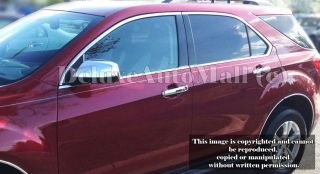 GMC Terrain Chevy Equinox Chrome Package Mirror Covers Door Handle Covers