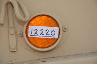 M923 6x6 Army Military 5 Ton Truck Cummins Diesel Engine Troop Seats Inv 12228