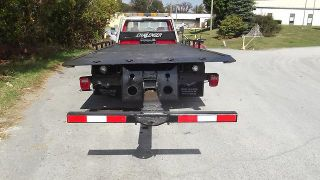 1994 Ford F Super Duty Rollback 19' Flatbed 7 3L Diesel Engine