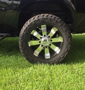 Nitto Trail Grappler Tires
