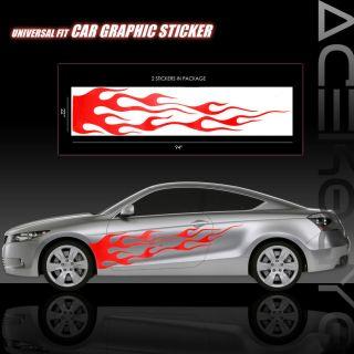 Custom JDM Style Vinyl Auto Graphics Decal Stickers Honda Accord Audi Nissan L R