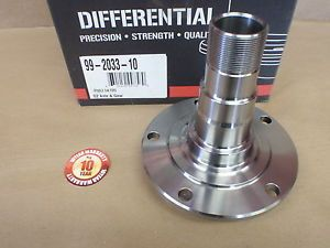 Ford F250 3 4 Ton High Pinion Dana 44 Front Spindle 1977 1979 G2 P N 99 2033 10