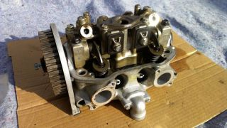 Honda 1984 84 Goldwing GL 1200 Aspencade Right Side Engine Cylinder Head