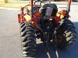 Very Nice Kubota M8540 4x4 Cab Loader Tractor
