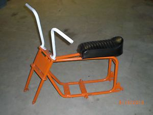 "Vintage Mini Bike Minibike Frame ""Scat Cat"""