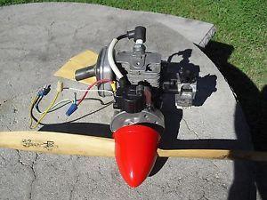 RC Airplane Engine