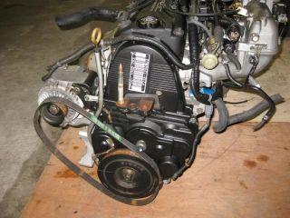 98 02 Honda Accord Engine Auto Transmission Mcja JDM F23A SOHC vtec 2 3L 4 Cyl