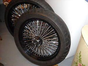Harley Davidson Custom Wheels DNA Fat Spoke Metzler