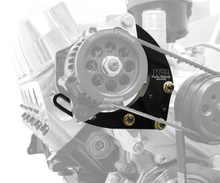 KRC Ford Denso Alternator Mounting Kit Belt Pulley SBF Bracket