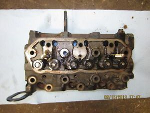 John Deere 430 455 755 Yanmar Diesel Engine Cylinder Head 3TN72 AM101398 $1235
