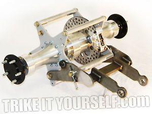 Trike Kit for Harley Davidson Sportster 04 Up