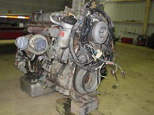 2006 Mercedes Benz Engine OM 460 La CID 781 450HP