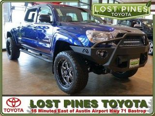 2014 Toyota Tacoma 4x4 Double Cab SR5 4 0L V 6 Lifted Alloys