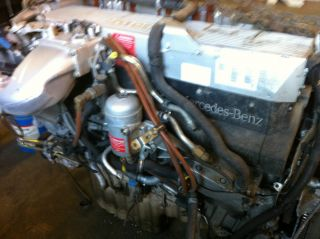 Mercedes Benz OM 460 La CID 781 2008 Truck Engine Parting Out or Sold as Is