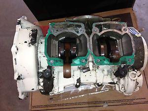 SeaDoo 787 800 Short Block Crankshaft Crankcase GSX XP GTX