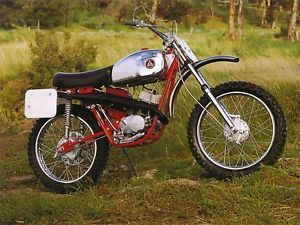 1969 Hodaka Super Rat 100MX Photo Vintage Mini Bike Minicycle Minibike