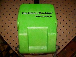 RARE Green Machine 770 Electric Garden Tiller Weeder Cultivator Last Chance