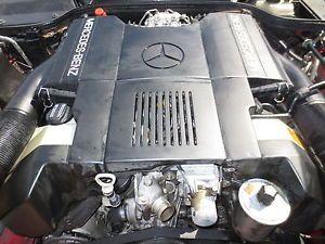 1990 1994 Mercedes Benz 500SL SL500 R129 Complete Engine Running Motor M119 V8