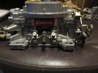 Edelbrock 1405 Rebuilt Carburetor Rebuilt Chevy Mopar Ford Rat Rod Carb Sale