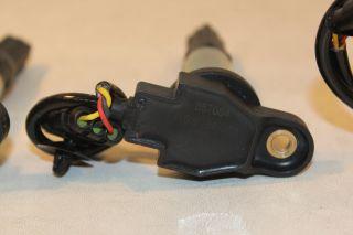 Aprilia V4 R Aprc Tuono 2012 Ignition Coils Coil Spark Plug Boots Wires Wire