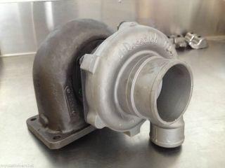 International Truck turbocharger Part 991523C91 Garrett Factory Overhaul
