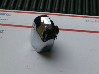 Harley Ironhead Sportster Horn Delco Remy 12volt and Chrome Cover