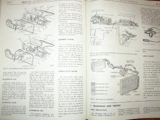 1968 68 Mercury Cougar Montego Cyclone MX Shop Manuals Brochure Parts CD