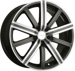 "19"" Wheels Rim Toyota Camry Venza Rav 4 Highlander Sienna Lexus Is ES GS 5x114 3"