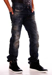 Safado 804K Diesel Jeans Men New Size 36 32