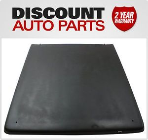 Tonneau Cover Truck Bed Black Plastic Hard New GMC Part
